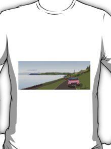 A Princess on the shore T-Shirt