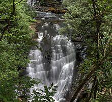 Sea Creek Falls - White County, GA by elegantmemories