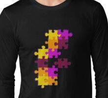 life's a puzzle Long Sleeve T-Shirt