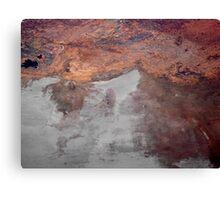 Flyby Salt Canvas Print