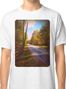 Autumn Road 1.0 Classic T-Shirt