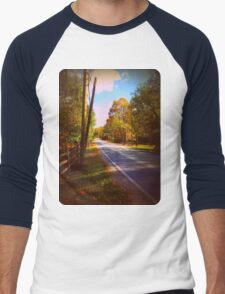 Autumn Road 1.0 Men's Baseball ¾ T-Shirt