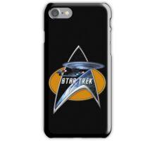 StarTrek Enterprise D Command Signia Chest iPhone Case/Skin
