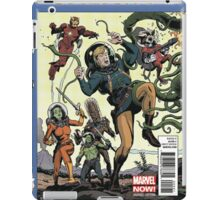Guardians of the Galaxy Rare Cover Variant Edition iPad Case/Skin
