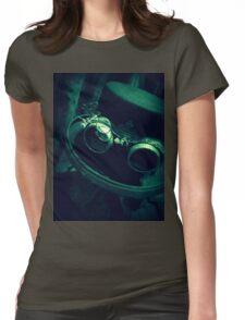 Steampunk Gentlemen's Hat 1.2 Womens Fitted T-Shirt