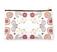 BRING ME FLOWERS - PINK & RED  Studio Pouch