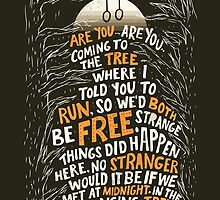 Hunger Games - The Hanging Tree  by manupremoli