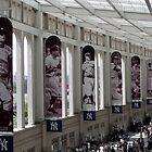 Yankee Stadium Interior 1 by Christine Sullivan