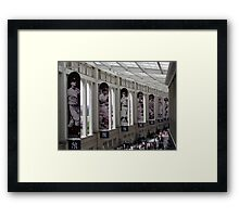 Yankee Stadium Interior 1 Framed Print