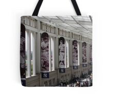 Yankee Stadium Interior 1 Tote Bag
