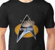 StarTrek Enterprise NX01  Command Signia Chest Unisex T-Shirt