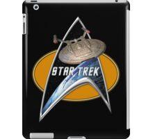 StarTrek Enterprise NX01  Command Signia Chest iPad Case/Skin