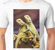 Lizards in Love Unisex T-Shirt