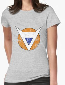 Ginyu force (vintage) Womens Fitted T-Shirt