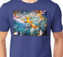 Just Fish - The Great Barrier Reef Unisex T-Shirt
