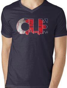 Cleveland, Ohio CLE Indians Shirts, Stickers, More Mens V-Neck T-Shirt