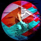 BEACH BALL FUN by Tammera