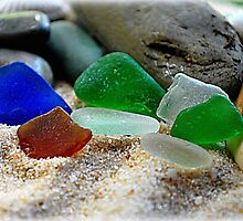 Beach Glass by Sheri Nye