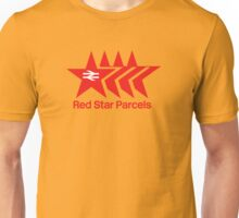 Red Star Parcels Logo Unisex T-Shirt