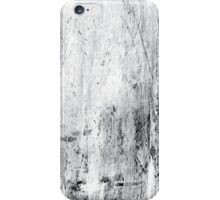 Abstract Black & White Hoodie | 2015 iPhone Case/Skin