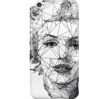 Abstract Marylin Monroe | 2015 iPhone Case/Skin