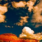 Georgia O'Keeffe's Home, Ghost Ranch 3 by Dr. Charles Taylor
