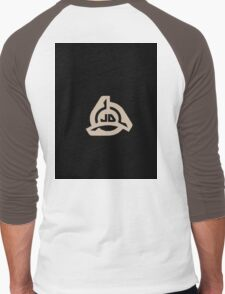JD Men's Baseball ¾ T-Shirt