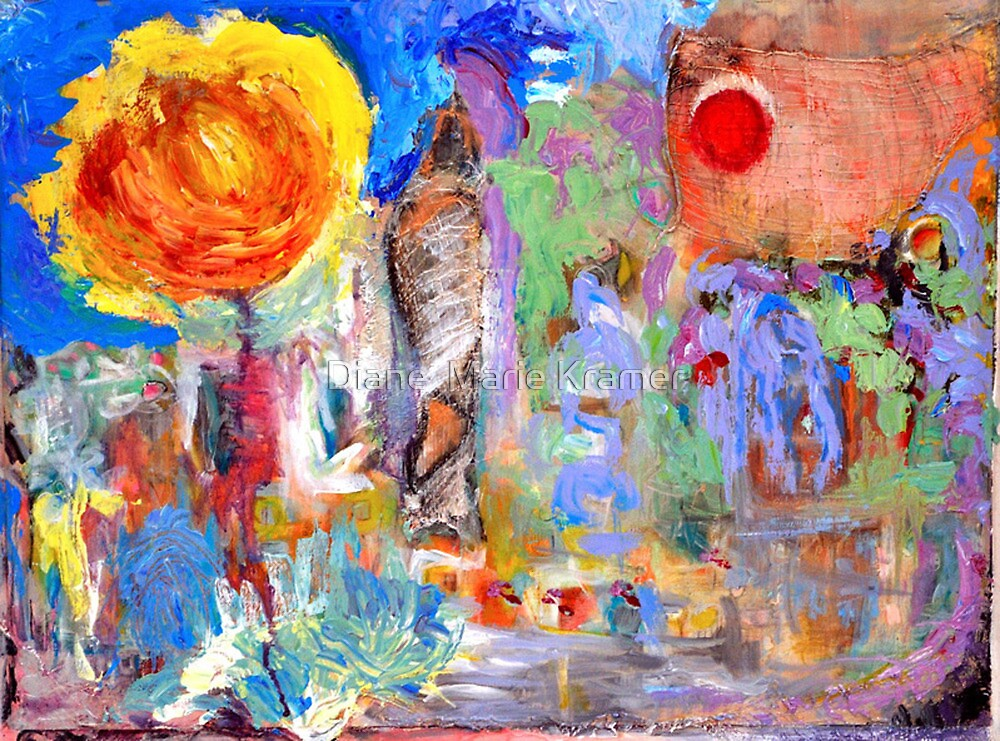 The Return by Diane  Kramer