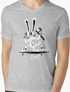 ExeCUTE Mens V-Neck T-Shirt