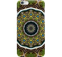 Floral Moss iPhone Case/Skin