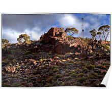 Iron Knob South Australia Poster