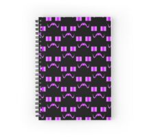 Enderstache Spiral Notebook