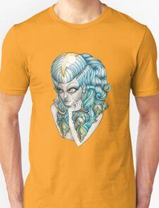 Shelarnike 'Lady O'sea Shell' T-Shirt