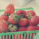 Very Sweet Strawberries by ©Maria Medeiros