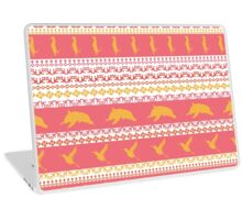 AZTEC Animal Parade Laptop Skin