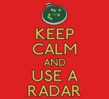 Keep use a radar Kids Clothes