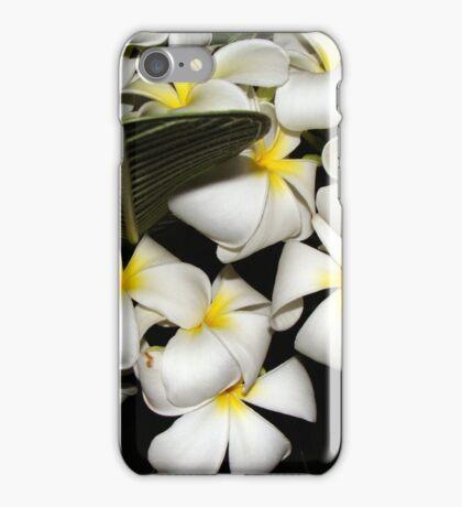 Plumeria/Frangipani iPhone Case/Skin