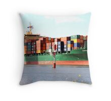 Westgate shadow ... Throw Pillow