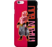 Villains Devil Majin buu iPhone Case/Skin