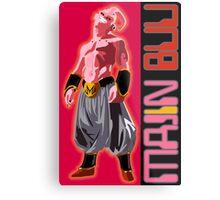 Villains Devil Majin buu Metal Print