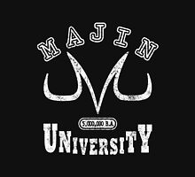 Majin university Unisex T-Shirt