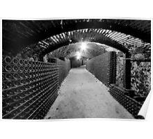 Spooky Cellar Poster