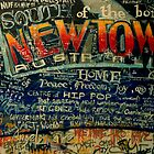 South of the Border.... Newtown graf by Juilee  Pryor