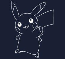Line pikachu by linarty