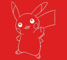 Line pikachu Kids Clothes