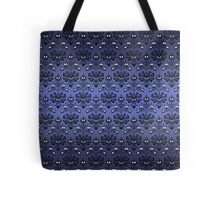 Owl, Ghost and Cyclops Monster Pattern Art Tote Bag