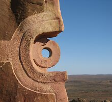 Art at the end of the world Broken Hill Sculptures by John Julian