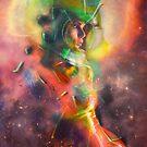 Lady Astronaut by JoeyKnuckles