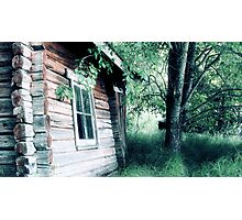 19.8.2010: Sauna Photographic Print