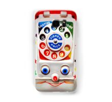 Smiley Toys Dial Phone Samsung Galaxy Case/Skin